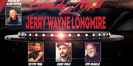 Comedy Night with Jerry Wayne Longmire and Friends tickets