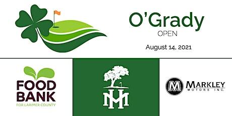 O'Grady Open tickets