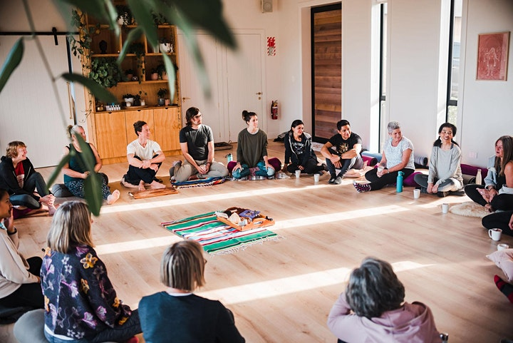 Day Wellbeing Retreat- Inner Grace, Inner Pace image
