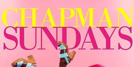 Chapman & Kirby Sundays: Brunch | Day & Evening Social 12pm-2am tickets