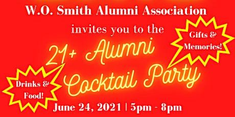 W.O.Smith 21+ Alumni Cocktail Party tickets