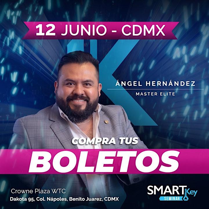 Imagen de Seminario Smart Key - Ciudad de México
