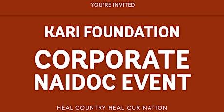 KARI Foundation NAIDOC Week 2021 Dinner tickets