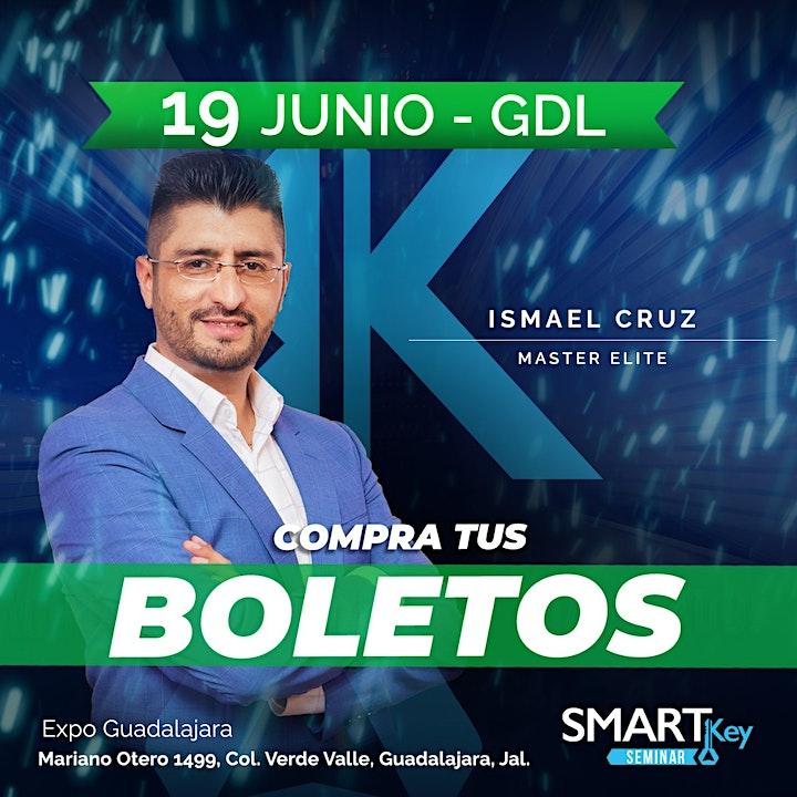Imagen de Seminario Smart Key - Guadalajara