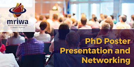 MRIWA PhD Research Showcase tickets