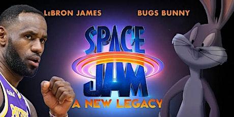 Movie Premiere Fundraiser - Space Jam 2 tickets
