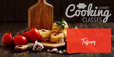 Tuscan Cooking - Homemade Pasta Cooking Class tickets