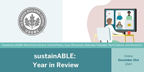 sustainABLE: Year in Review tickets