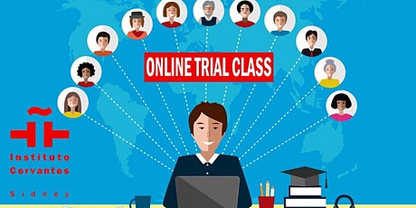 FREE SPANISH ONLINE TRIAL CLASS FOR BEGINNERS - WINTER TERM 2021 tickets