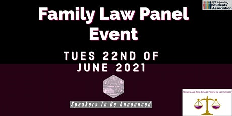 Careers in Family Law tickets
