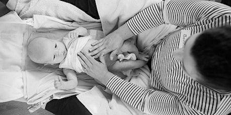 Baby Massage Saturday Course. tickets