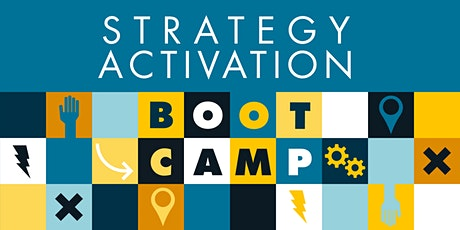 Strategy Activation Bootcamp Tickets