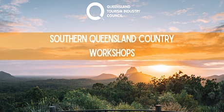 """""""Smarter Tourism Distribution Workshop """" -  Southern Queensland Country T tickets"""