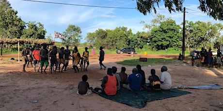 Sharing Bungul: Gupapuyngu clan ceremony and the 'Djalkiri' exhibition tickets