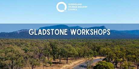"""""""  Tourism Innovation and Experience Development"""" -  Gladstone tickets"""