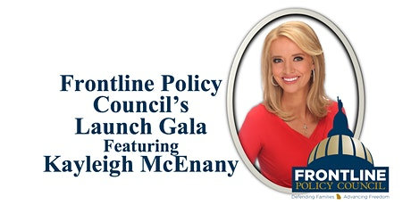 Frontline Policy Council's Launch Gala Featuring Kayleigh McEnany tickets