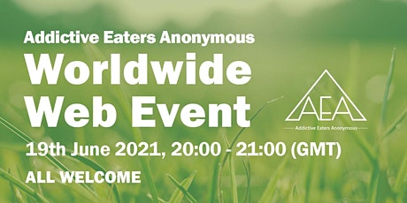 Addictive Eaters Anonymous Recovery Stories WEB EVENT tickets