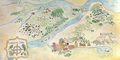 Hello Holidays: Make your own map drawing workshop @ Haberfield Library tickets