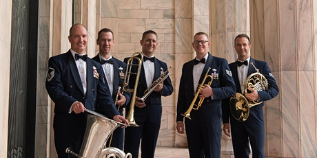 """US Air Force Offutt Brass presents """"Salute to America"""" tickets"""