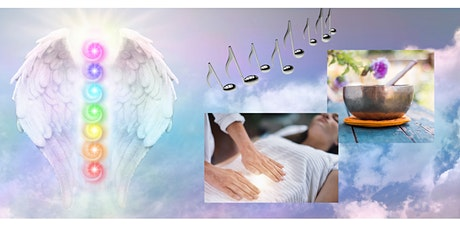 Sound Healing Meditation & Reiki with the Angels tickets