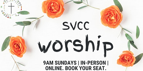 Sunday Service 13th June 2021 - Samford Valley Community Church tickets