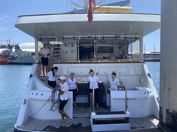 CWC Club Harbour Cruise image
