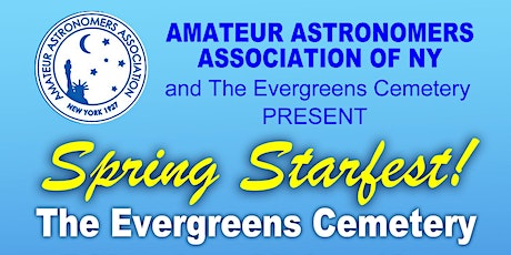 Observing at Evergreens Cemetery tickets