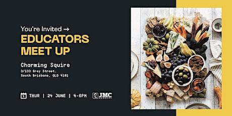 JMC Brisbane Educators Meet-Up tickets