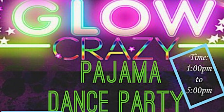 Kids/ Teens Glow Pajama Dance Party by Dream Catcher Events tickets