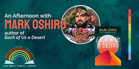 An Afternoon with Mark Oshiro tickets