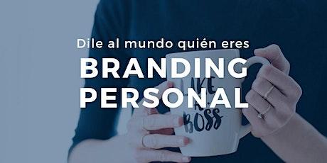 Taller de Branding Personal entradas