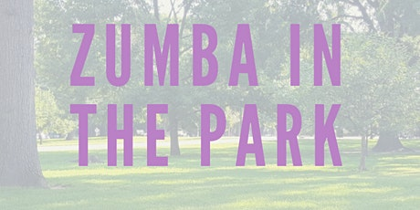 Zumba in the Park with Max entradas