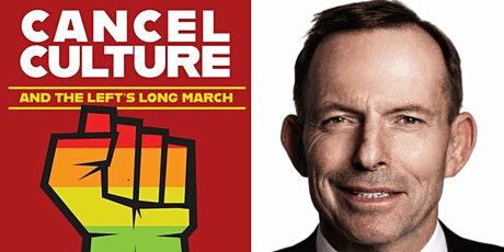 """Brisbane Launch of """"Cancel Culture and the Left's Long March"""" tickets"""