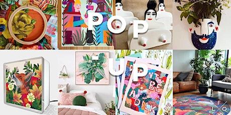 VIP Popup Event  | Flox, Fleur Woods Art, Studio Soph tickets