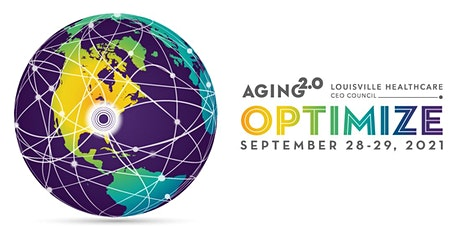Aging2.0 and LHCC OPTIMIZE Conference 2021 tickets