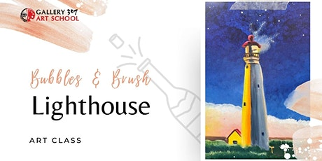 Bubbles & Brush - Lighthouse tickets