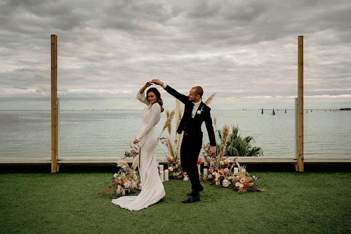 Encore St Kilda Winter Wedding Open Day 2021 image