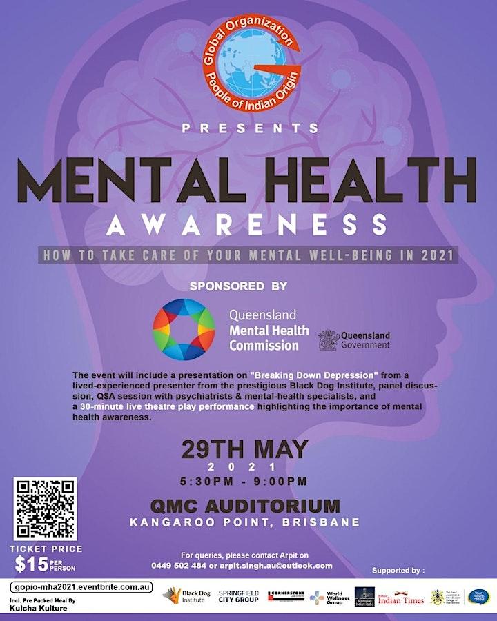 Mental Health Awareness in 2021 image