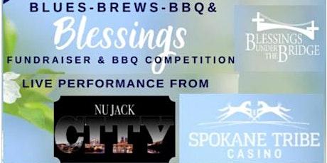 Brews Blues BBQ & Blessings tickets