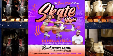 Adult Skate Night tickets