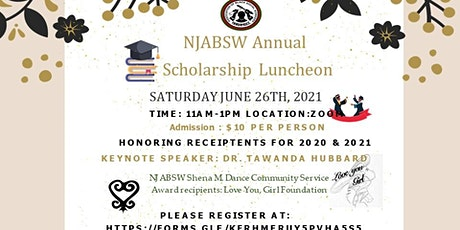 New Jersey Association of Black Social Workers Scholarship Luncheon tickets