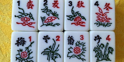 Mahjong Beginners' Course – Adult Event