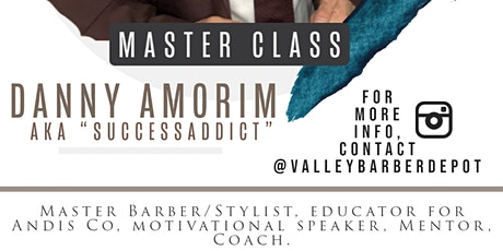 Master Class tickets
