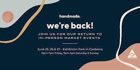 Handmade Market at EPIC, 25-27 June tickets
