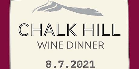 Chalk Hill Wine Dinner @SIREN BAR tickets