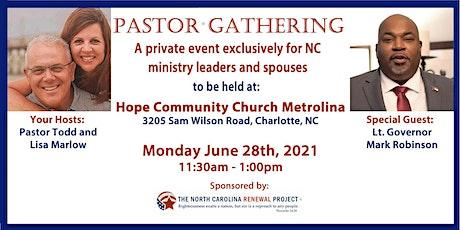 Pastor Gathering NC-Charlotte tickets