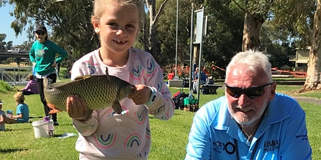 FREE NSW DPI School Holiday Fishing Workshop - Lions Park, Forbes tickets
