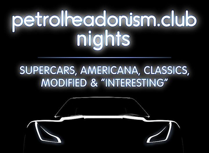 PETROLHEADONISM CLUB NIGHTS - FINEDON image