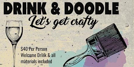 Drink & Doodle @Eva Beva tickets
