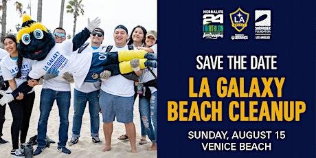 SURFRIDER FOUNDATION X LA GALAXY BEACH CLEANUP tickets